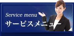 Service menu:サービスメニュー